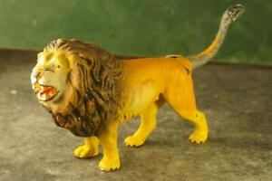 COMPOSITION Unbranded Wildlife Walking Lion Length 15cm Height 7cm