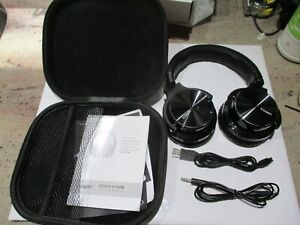 Cowin E7 PRO Active Noise Cancelling Bluetooth Headphones Tested Working