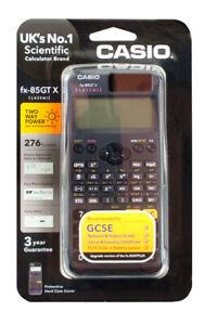 CASIO fx-85GTX Black Scientific Calculator