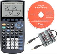 2019 Texas Instruments TI-83 Plus Graphing Calculator -SAT ACT PSAT  TI-83+