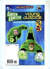 Green Lantern The Animated Series FCBD - DC 2012 - VFN/NM - Young Justice