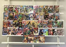 Justice League  Dc 50 Lot Comic Book Comics Set Run Collection Box1