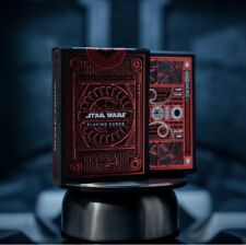 Star Wars Dark Side Red Playing Cards by theory11 Poker Deck UK 🇬🇧 SELLER