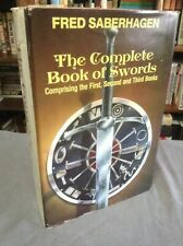The Complete Book of Swords - Fred Saberhagen - BCE Hardcover Edition