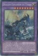 ♦Yu-Gi-Oh!♦ Dragon Explosion du Tyran/Tyrant Burst : DRL2-FR004 -VF/SECRET RARE