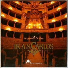 s1801) Portugal Ir a s Carlos Nationaltheater Lissabon Sonderbuch postfrisch +SD
