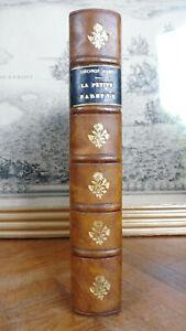 La Petite Fadette (George Sand) 1923 Vélin numéroté