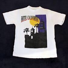 1991 Don Henley Hotel California Concert T-Shirt