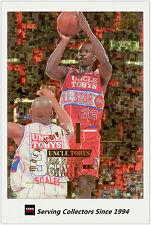 1996 Futera NBL (Australia Basketball) Card All Star Subset ASS3: Mark Davis