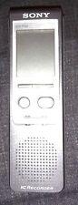 Sony Model ICD-P520 Handheld Digital Voice Recorder