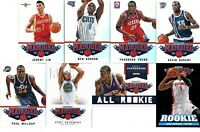 2012-13 PANINI MARQUEE BASKETBALL LOT OF 8 CARDS! ROOKIES! INSERTS!