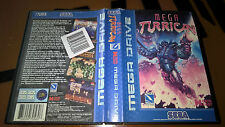 ## SEGA Mega Drive - Mega Turrican / MD Spiel ##