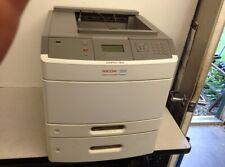 Lexmark Ricoh IBM Infoprint 1832 workgroup Printer PC:210855