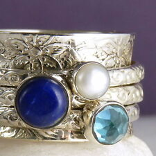 Handmade Not Enhanced Fine Jewellery