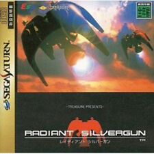 (Used) Sega Saturn Radiant Silvergun [Japan Import]