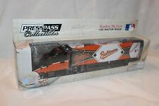 PRESS PASS COLLECTIBLES 2010 BALTIMORE ORIOLES TRACTOR-TRAILER - NIP