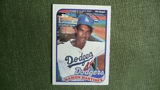 Ramon Martinez - 1989 Topps - Card #225 Los Angeles Dodgers Rookie
