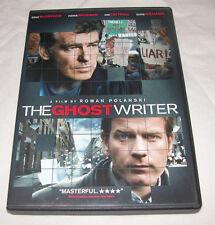 Romano Polanski's El Fantasma Escritor DVD, 2010 , Ewan Mcgregor U. S. A
