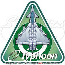 Eurofighter EF2000 TYPHOON RSAF Royal Saudi AirForce Arabia ARABIC Sticker-Decal