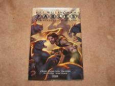 Dc Comics Vertigo Fables Werewolves of the Heartland Hard Cover Tpb Brand New