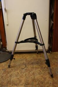 Universal Steel Legged Telescope Tripod with Eyepiece Tray - Excellent Condition