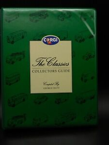 Corgi The Classic Collectors Guide By George Hatt 1993, in excellent condition.