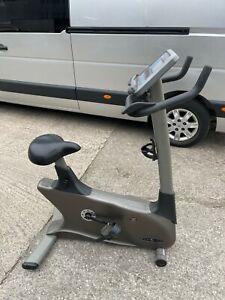 Vision E3200 HRT Upright Bike