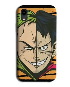 Good Vs Evil Comic Book Phone Case Cover Anime Characters Cartoon Face M059