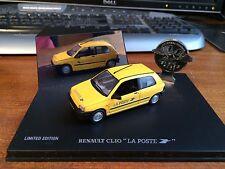 Universal Hobbies 1/43 Escala Renault Clio-La Poste