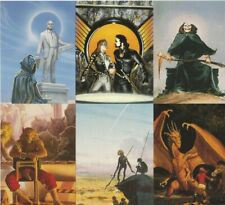 MICHAEL WHELAN II OTHER WORLDS CASE TOPPER CARD