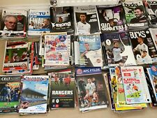 More details for 200 x afc telford united home & away football programmes