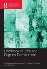 Handbook of Local and Regional Development by Andy Pike Hardcover Book (English)
