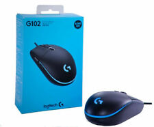 NEW LOGITECH G102 PRODIGY USB WIRED GAMING 8000 DPI MOUSE