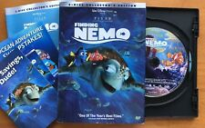 Finding Nemo (Dvd, 2003, 2-Disc Set) With Slipcover Free Shipping