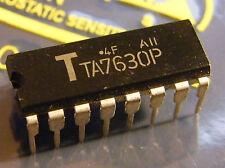 Ta7630p DUAL volume/Balance/Tone (Bass/Treble) DC Control IC, Toshiba