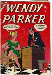 Wendy Parker #2 -Christopher Rule and Morris Weiss art - Frank Frazetta art