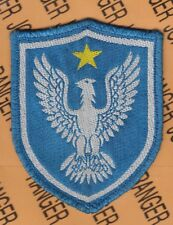"ROKAF Republic of Korea Air Force Aviation 1st Fighter Sqdn patch 3"""