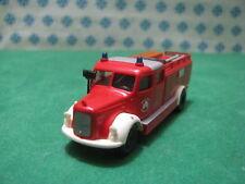 Mann CAMION dei Vigili del Fuoco - Pompieri         -  1/87  Brekina