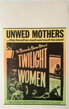 TWILIGHT WOMEN Benton window card