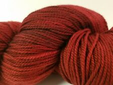 Dream in Color Smooshy with Cashmere Yarn Sock Weight Poma Grenade Red Burgandy
