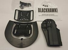 Blackhawk Serpa CQC Concealment Right Hand Holster - Colt 1911 - 410542BK-R