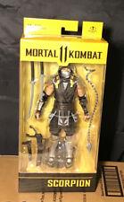 "McFarlane  Mortal Kombat 11  Scorpion  The Shadow Skin  7"" Action Fig In Stock"