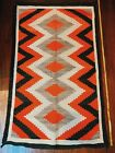 Vintage and Antique Navajo Rugs (lot of 4)
