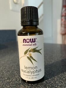 Now Essential Oil - Lemon Eucalyptus 1 Oz Bottle