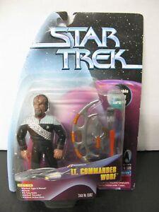 Star Trek LT. Commander Worf Figure