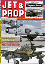 JET & PROP 6/16 Flugzeuge Modellbau Fw 190 Saab NATO JG 3 Vought Corsair Arado