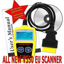 Renault Megane OBDII Fault Code Reset 2001 Scan Tool Diagnostic OBD2 PRO UK
