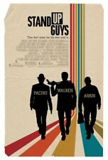 STAND UP GUYS MOVIE POSTER 2 Sided ORIGINAL FINAL 27x40 AL PACINO