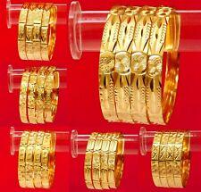 Indian Traditional Women Wedding Party Bangle Set Ethnic Kada Bracelets Jewelry