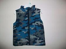 Boys WONDERKIDS Size 3T Camouflage Vest